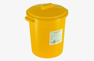 Емкость для сбора медицинских отходов
