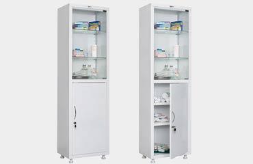 Шкаф для лекарственных средств и препаратов